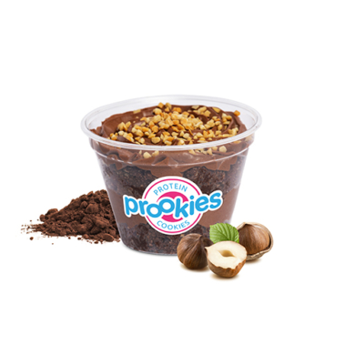 Proteines csokitorta