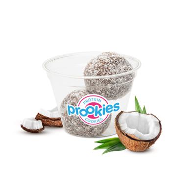 Proteines kókuszgolyó