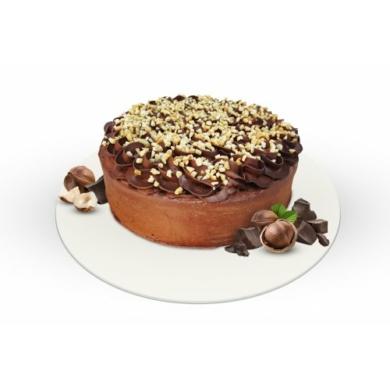 Proteines csokitorta torta