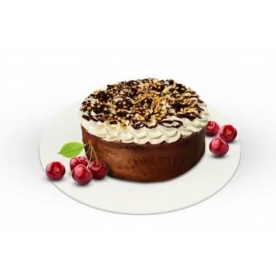 Proteines Fekete erdő torta