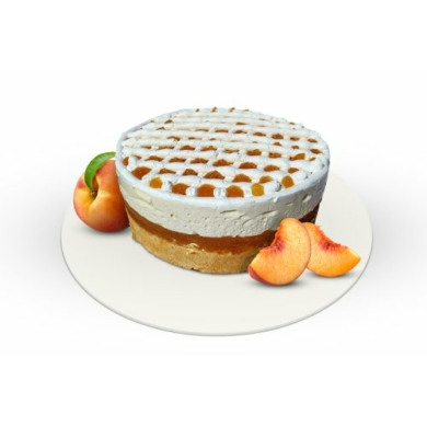 Proteines, cukormentes Rákóczi túrós torta