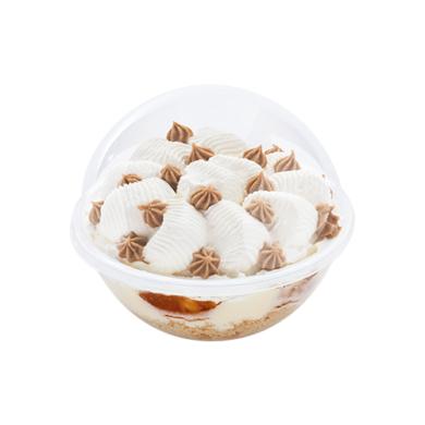 Cukormentes Proteines almás fahéjas gömb torta