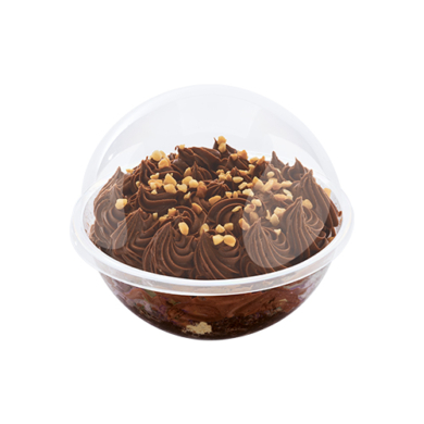 Cukormentes proteines csoki torta születésnapra