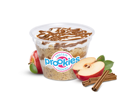 Almás fahéjas proteines sütemény