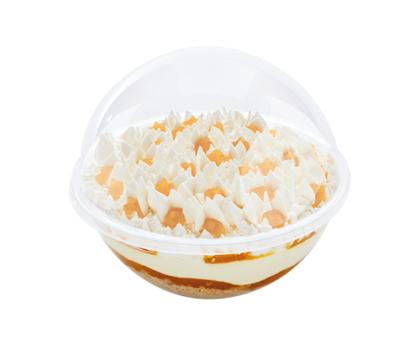 Proteines Rákóczi túrós gömb torta
